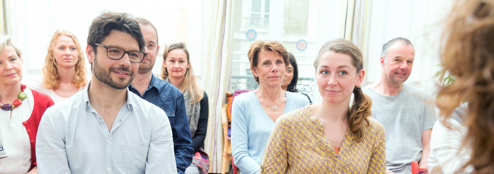 Image entete page conférence atelier découverte MBSR Lyon