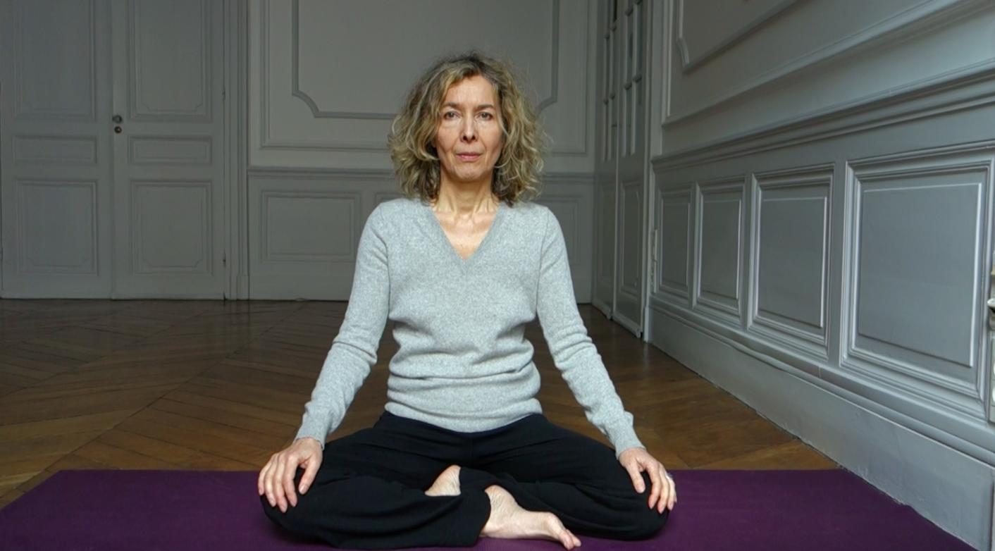 Image article MBSR Lyon La posture de méditation – en vidéo