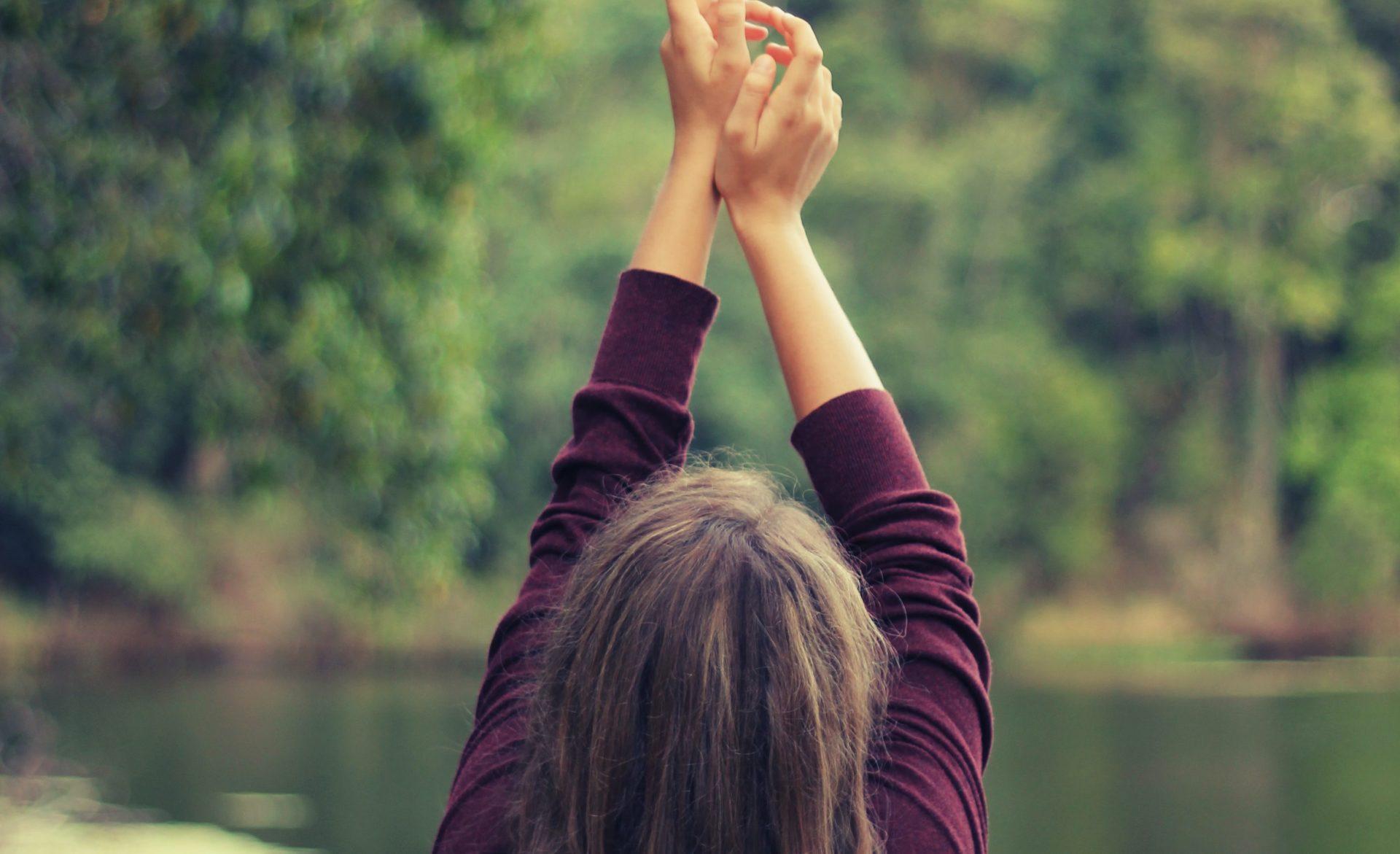 Image article MBSR Lyon Le mantra Om So Hum, je suis l'univers …
